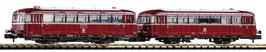 Piko N BR 798 Diesel Railcar + BR998.6 Trailer DB IV 40250