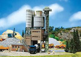 Faller130474  De installatie van het cement