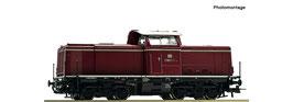 Roco  Diesellokomotive BR V 100, DB