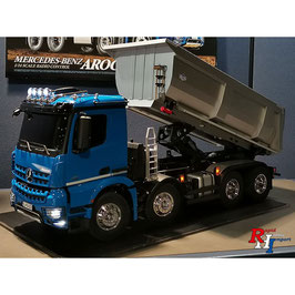 Tamiya 56366 1/14 R/C Mercedes-Benz Arocs 4151 8x4 Tipper Truck