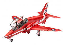Revell 4921 BAe Hawk T.1 Red Arrows Schaal 1:72