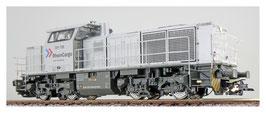 Esu 31301 Diesellocomotief G1000 van de RheinCargo, tijdperk VI met geluid