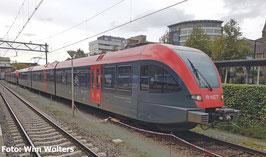 Piko GTW 2/8 elektrisch treinstel R-Net / QBuzz