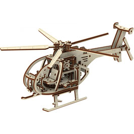 WOODEN CITY HELICOPTER 344