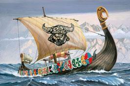 Viking schip 1:50  05403