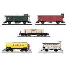 Trix 23858 5-delige goederenwagenset