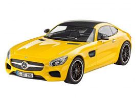Revell 07028 Mercedes AMG GT Schaal: 1:24