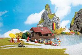 Faller 130284  Boathouse