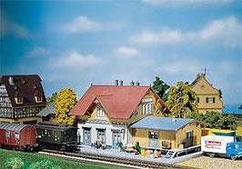 Faller Klein station Blumenfeld 110097