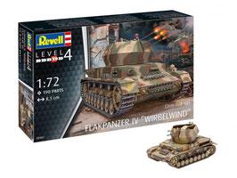 Revell 03267 Flakpanzer IV Whirlwind (2 cm Flak 38) Schaal: 1:72