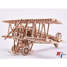 WTR00014 Dubbeldekker Historisch vliegtuig