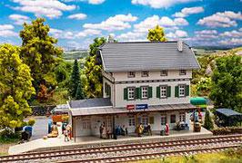 Faller 110142  Station Bever