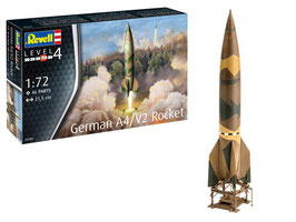 Revell 03309 Duitse A4 / V2 raket Schaal: 1:72
