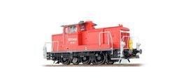 Esu 31412 Diesellok BR 362 843 DB Verkeersrood tp VI