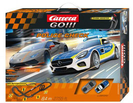 Carrera 62463 Go Police Check