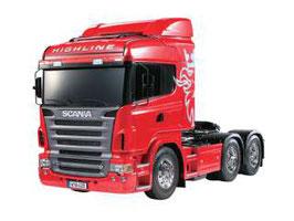 Tamiya 56323 -  Scania R620 6x4 Highline