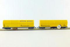 Lux 9670 Voordeelset met railstofzuiger en railslijper in een koop
