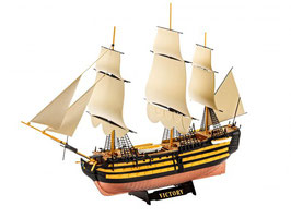 Revell 05819 HMS Victory Schaal: 1:450