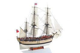 Billing Boats 510514 H.M.S.  Endeavour