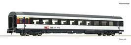 Fleischmann 890321 - 1e klas passagierswagon met servicecompartiment, SBB