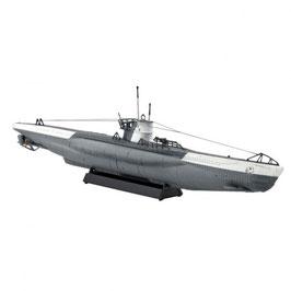 Revell 05093 Type VII C onderzeeër Schaal: 1:350