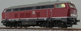 ESU 31002 Diesellok, H0, 216 156 DB, altrot, Ep IV, Sound + Rauch, DC/AC