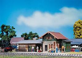 Faller Klein station Zindelstein 110092