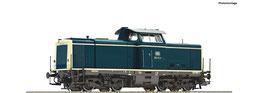 Roco Diesellocomotief BR 212, DB