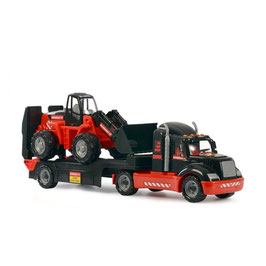 Mammoet Torpedo truck with loader 900006