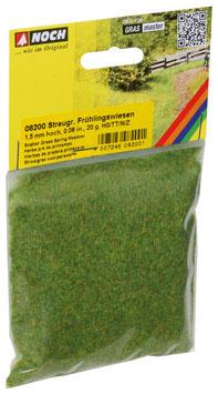 Strooi Gras lenteweide