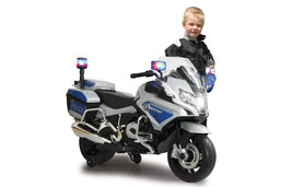 Jamara 460335 Motorfiets BMW R1200 RT -Police 12V