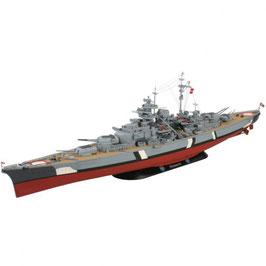Revell 05040 Slagschip Bismarck Schaal: 1:350