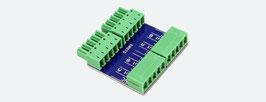 ESU 51809 SwitchPilot adapter voor signalen met gemeenschappelijke kathode. Set van 2 stuks voor een totaal van 8 uitgangen