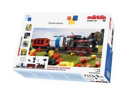 "Marklin 29730 Märklin Start up - startset ""bouwsteenwagen"" met geluid en lichtbouwstenen. 230 volt"