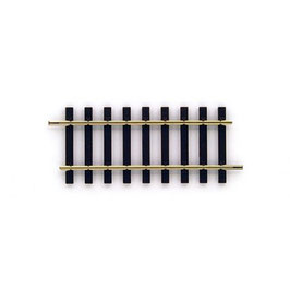 Lenz 45011 Rechte rails G2 Lengte 130,45 mm