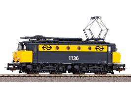 Piko NS1136 geel grijs met botsneus