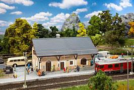 Faller 110144  Station Ardez