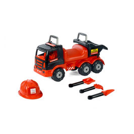 MAMMOET KIPPER RIDE ON TRUCK SET 900002