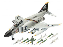 Revell 3941 F-4J Phantom II Schaal: 1:72