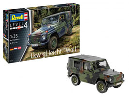 "Revell 03277 Truck gl easy ""wolf"" Schaal: 1:35"
