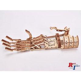 WTR00008 Mechanishe hand