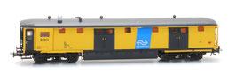 Artitec 20.249.05 Ongevallenwagen NS 511-0, geel, Dick, NS-logo, depot Zwolle, V