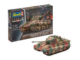 Revell 03249 Tiger II Ausf B (Henschel Turr) Schaal: 1:35
