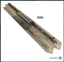 Lux 9305.7 Wielenreiniger als tafelmodel voor DCC gelijkstroom en AC digitaal