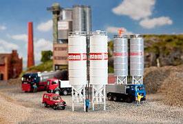 Faller 130476 2 Industriële silo's