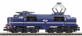 Piko 40465  NS 1211 blauw met A-sein en NS logo's op de zijwanden.