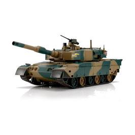 3808 1/24 RC Tank Type 90 Kant en klaar