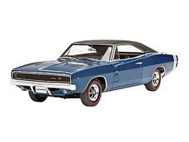 Revell 07188 1968 Dodge Charger R / T Schaal: 1:25