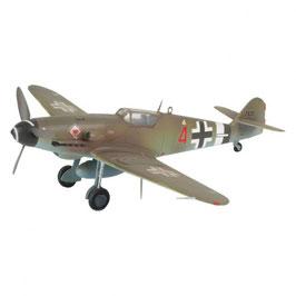 Revell 4160 Messerschmitt Bf 109 G-10 Schaal: 1:72