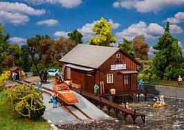 Faller 130588  Boathouse
